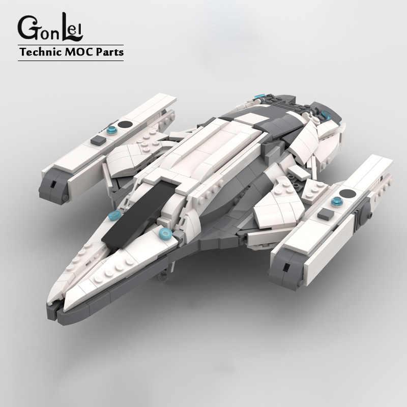 Новые Звездные войны Midiscale Imperal Couier космический корабль Звездный Разрушитель MOC строительные блоки кирпичи совместимые Lepins сборка игрушка мальчик