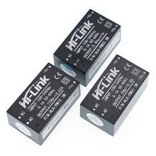 HLK-PM01 HLK-PM03 HLK-PM12 AC-DC 220V 5 V/3,3 V/12 V Мини модуля питания, интеллигентая(ый) бытовой выключатель питания модуль