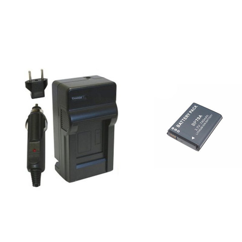 700mah st70 wp10 st66 st65 Batería para Samsung mv800 reemplaza: ea-bp70a wb30f