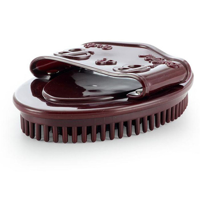 New Body Massage Brush Body Beauty Slimming Scrubs Brush High Quality Massage Device Health Care Meridiarn Tools 1PC 1