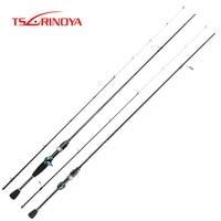 TSURINOYA DEXTERITY 1.89m 632ULS Fast Fishing Rod Trout Carbon rod Aging Fishing Lure rod Portable Rod FUJI Accessories