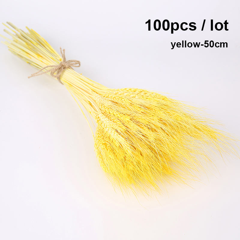 100pcs-yellow-50cm