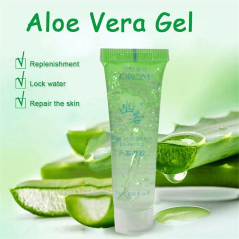 Aloe Vera Gel Soothing Moisturizing Heals Skin Moisture Cream Skin Care MH88