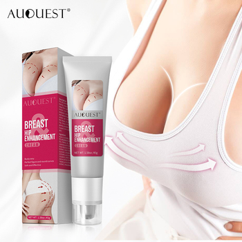 AuQuest Breast Butt Enhancer Skin Firming and Lifting Body Cream Elasticity Breast Hip Enhancement Cream Busty Sexy Body Care 2