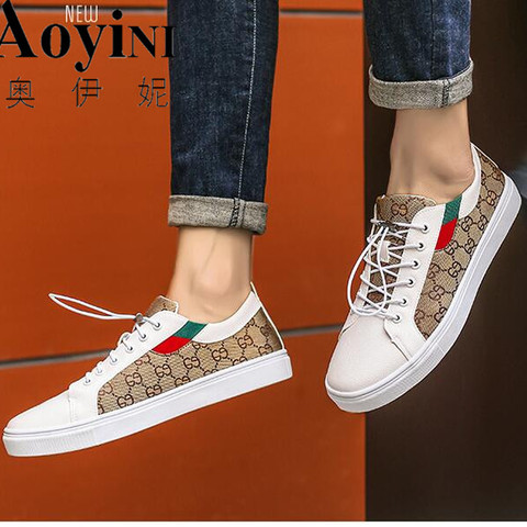Men Vulcanize Shoes Fashion Classic Casual Shoes Men Comfortable Flats Male Lightweight Breathable Couple Shoes Size36~44 Islamabad