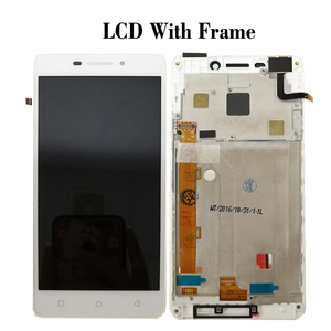 """Image 2 - For Lenovo Vibe P1m LCD P1ma40 P1mc50 Display With Frame Screen Touch Sensor Digitizer Assembly For LENOVO P1m Display 5.0"""""""