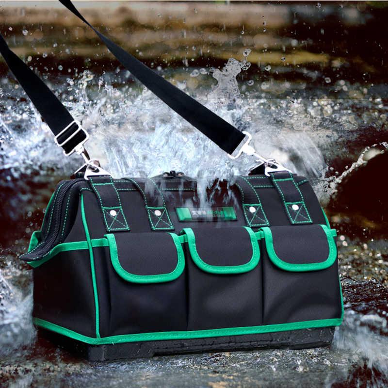Сумка для инструментов AIRAJ, водонепроницаемая и износостойкая нескользящая резиновая сумка для хранения инструментов в суровых условиях