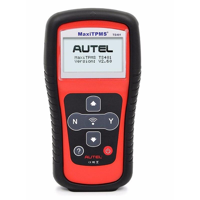 Autel TS401 Professional Diagnostic Tool Tire Pressure Control System Engine Diagnostic Machine