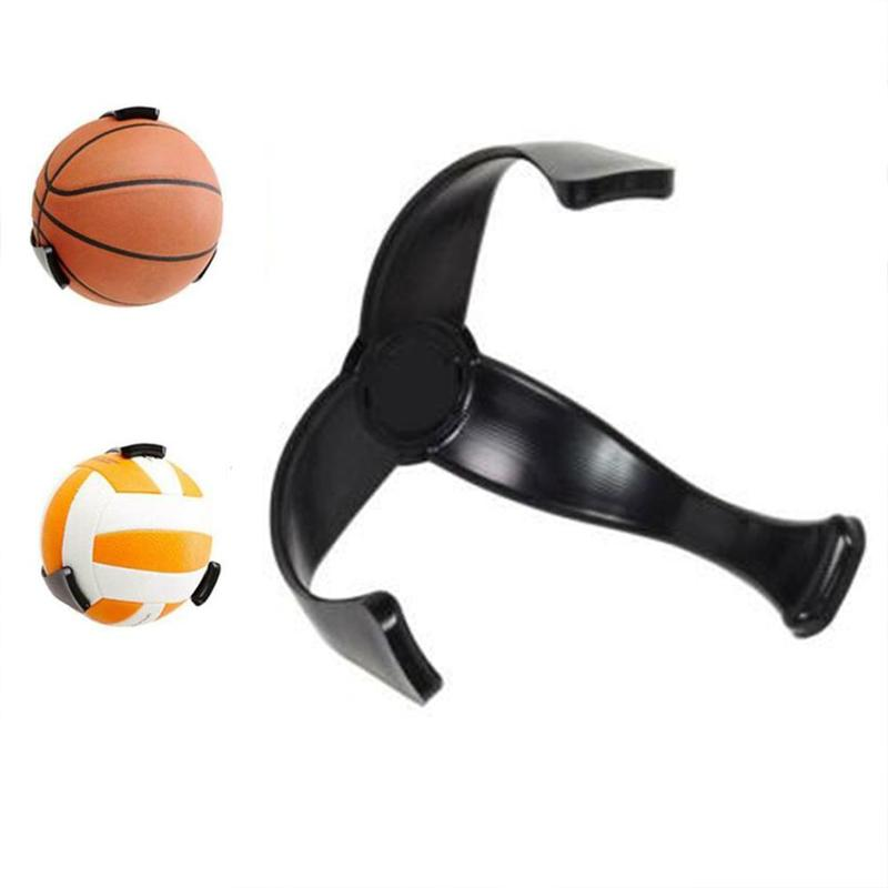 Creative Basketball Ball Claw Display Rack Fixed On The Wall To Catch Volleyball Football Football Storage Artifact Storage Bag image
