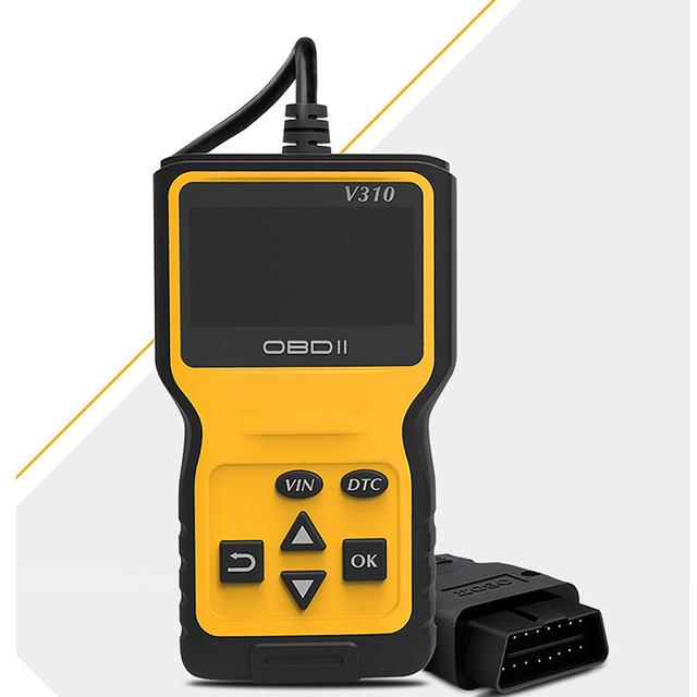 Car Diagnostic Tool OBD OBD2 Automotive Scanner Fault Code Reader With Multi-language ODB2 Auto Scanner scaner para automovil