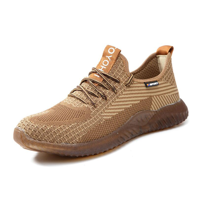 Steel Toe Shoes Safety Shoes Industrial Construction Work Safety Lightweight  Construction Working Shoes For Hiking Trail Tennis