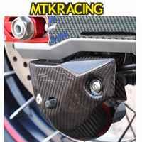 MTKRACING Motorcycle accessories carbon fiber brake pump protector decorative cover for HONDA XADV750 1000 X ADV 300 2017 2019