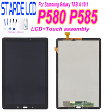 STARDE LCD For Samsung Galaxy Tab A 10.1 P580N P580 P585 LCD Display Touch Screen Digitizer Assembly 10.1