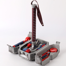 THOR Hammer Tool Set Tool Case Without Utility Knife Plastic Not Metle