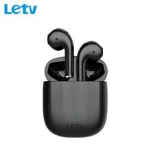 Letv L18 cuffie Bluetooth TWS riduzione intelligente del rumore 5.0 auricolari Wireless a ricarica rapida con qualità audio HiFi MiC