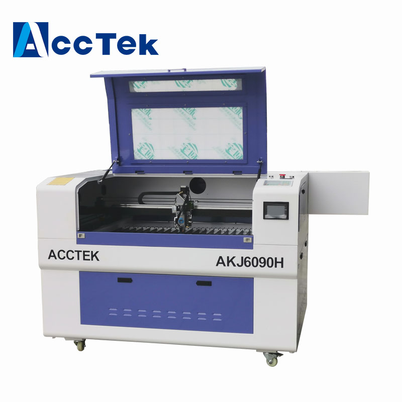 Factory Sale Panasonic Servo Laser Cutting Machine 6090 Stainless Steel Laser Cutter For Wood Iron