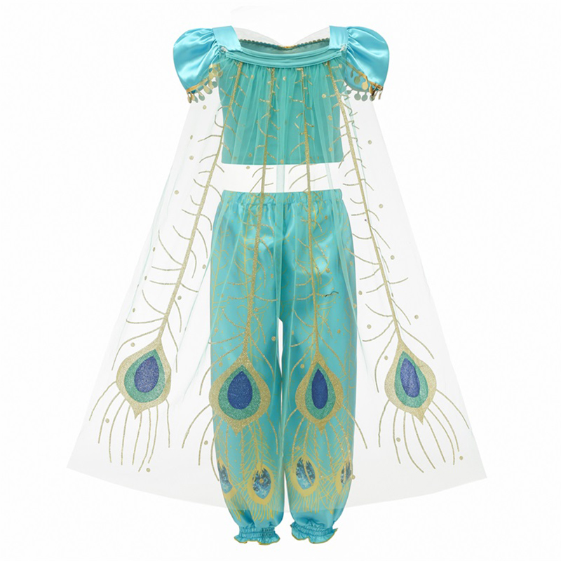 He7accc85019443a8af0c6d4f225f17d8R Cosplay Queen Elsa Dresses Elsa Elza Costumes Princess Anna Dress for Girls Party Vestidos Fantasia Kids Girls Clothing Elsa Set