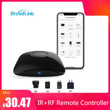 Broadlink  RM4 Pro Universele Intelligente Afstandsbediening Smart Home Wifi +IR+ Rf Schakelaar Werk met Alexa