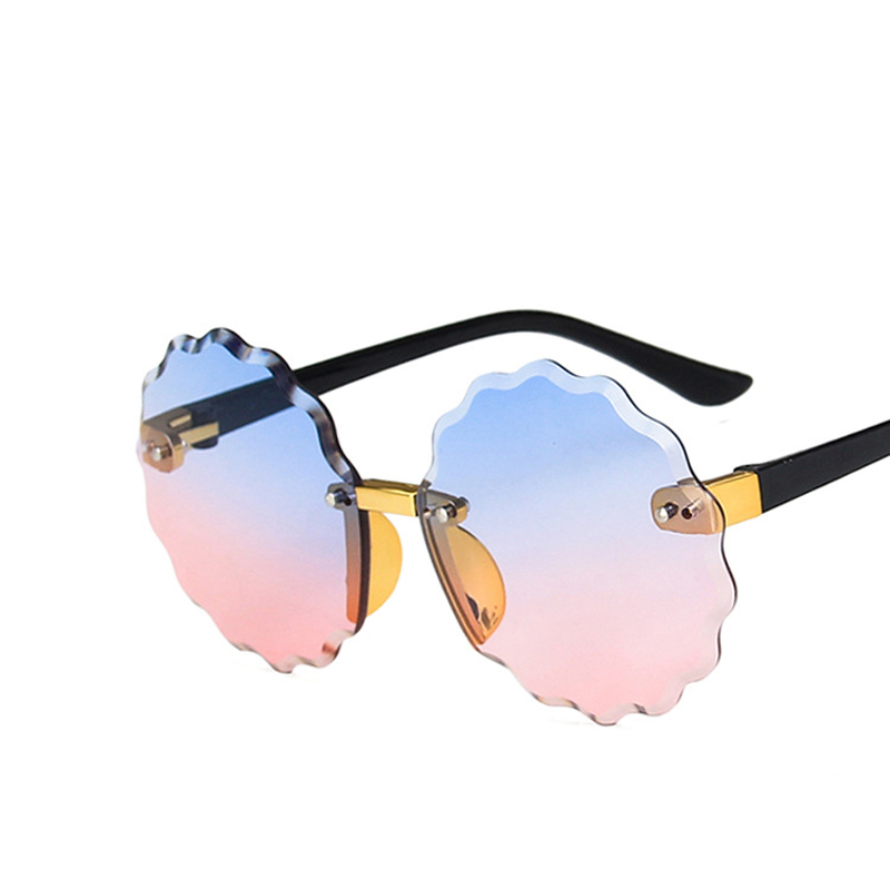 2020 Round Retro Children Sunglasses Vintage Glasses For Girl/Boy Luxury Brand Sunglasses Child Cute Oculos De Sol Feminino