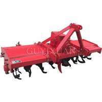 Large rotary tiller four wheel tractor multi-function ripper agricultural agricultural machinery rotary plow
