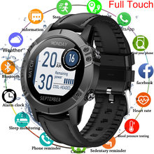 2020 Smart Watch For Men Women Pedometer Smartwatch Blood Pressure Full Touch Electronic Fitness Tracker Watch Ip67 Waterproof(China)