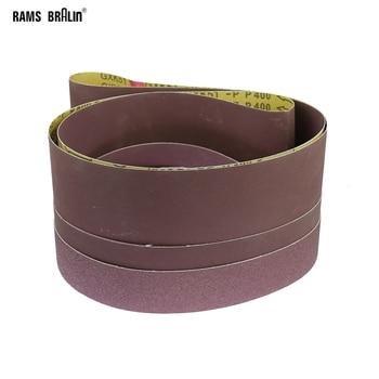 1 piece 2000 * 50/75/100/150 mm Abrasive Sanding Belts Wood Soft Metal Plastic Coarse Grinding  to Fine Polishing