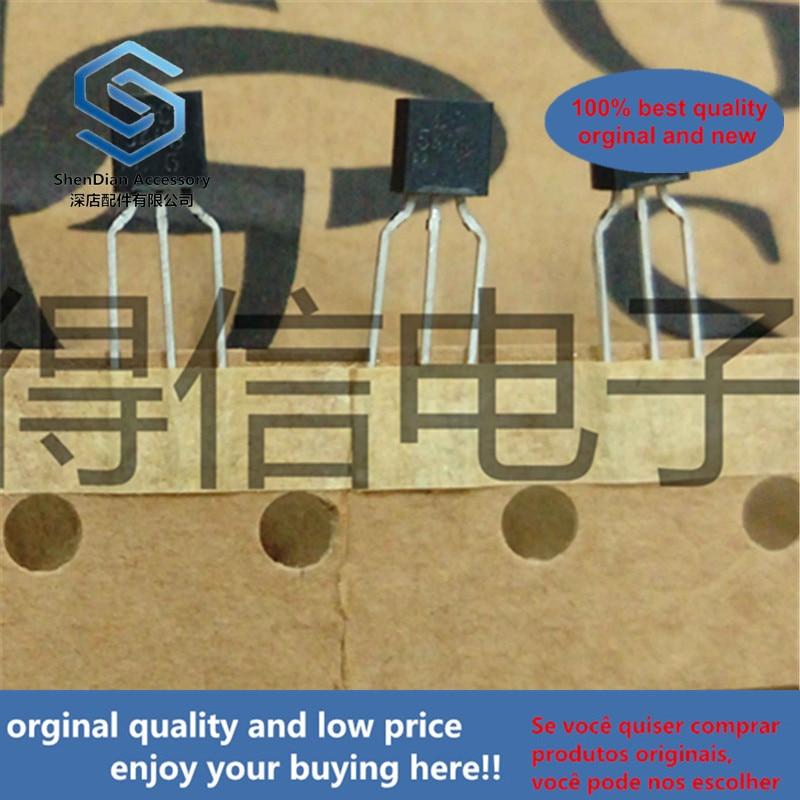 50pcs 100% Orginal New BC548B BC548 548 Triode Taping TO-92 NPN Silicon Transistors Real Photo