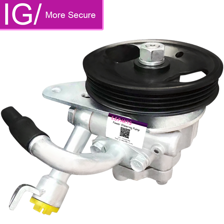 NEW For Car POWER STEERING PUMP NISSAN TEANA 2 3 J31 49110 9W100 491109W100 For nissan power steering pump in Power Steering Pumps Parts from Automobiles Motorcycles