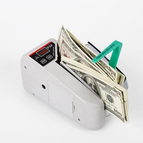 v30 mini contador de contas portatil com