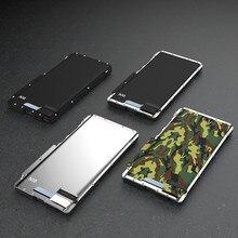 R JUST Iron Man Cover antiurto per Samsung Galaxy Note 10 10 Plus custodia in acciaio per Galaxy Note10 Plus Shell Capa Fundas