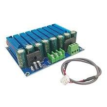2.0 canais tda8954th dupla ac 24 v placa amplificador de potência digital alta potência 420 w + 420 w