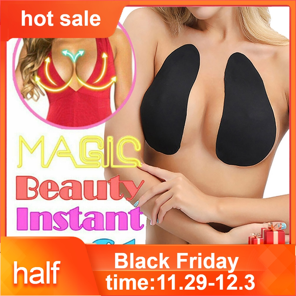 2019 Hot Magic Beauty Instant Lift Shape Tape Lift Women Invisible Brassy Tape Breast Bra Women's Intimates