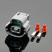 5 комплектов 2 контакт. способ разъем электрический датчика подключить автомобильный провод разъем 7283-7526-40 90980-11162