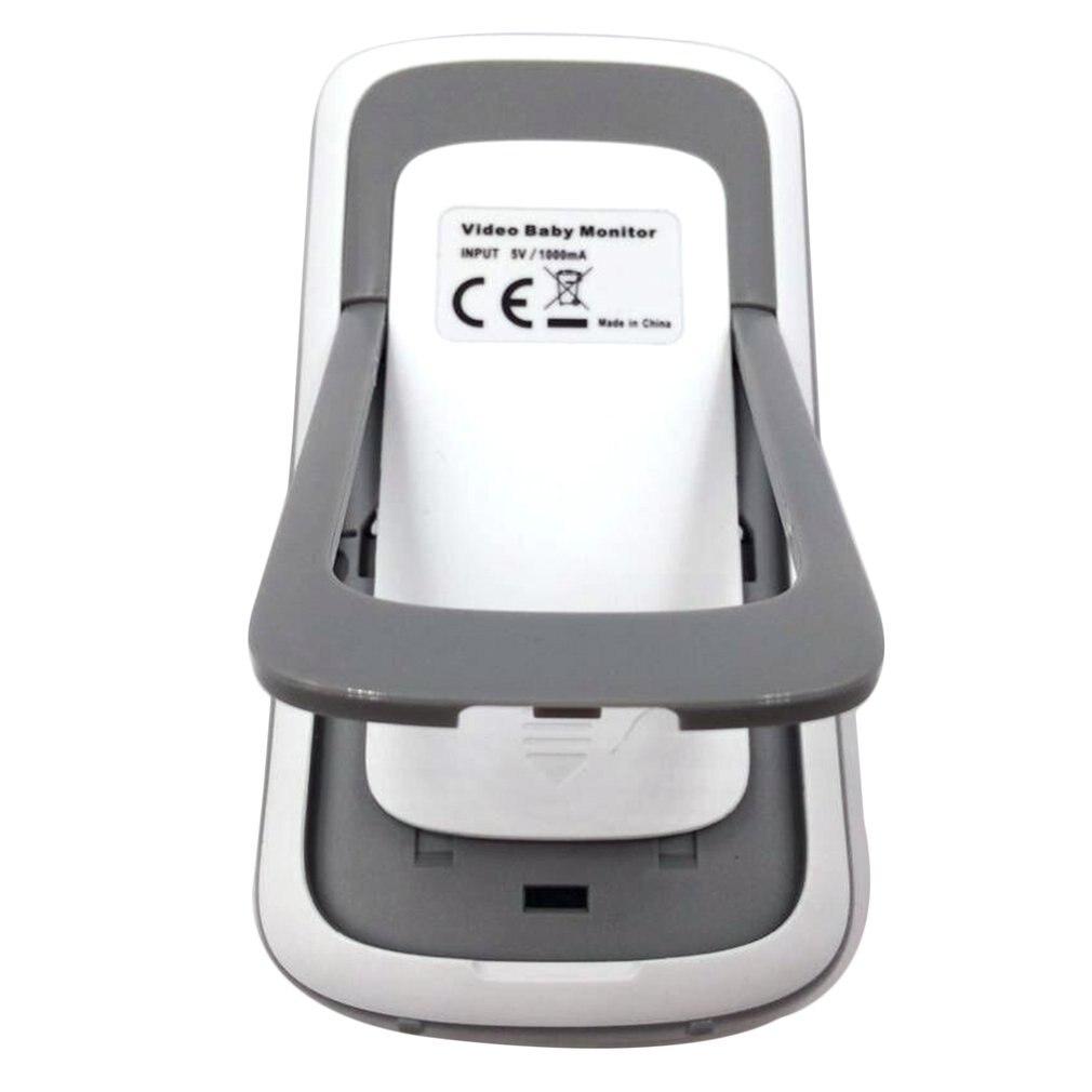 Bezprzewodowy LCD audio wideo niania elektroniczna Baby monitor VB605 niania muzyki domofon IR 24h przenośny aparat dla dzieci dla dzieci Walkie Talkie opiekunka do dziecka