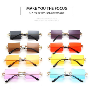 Womens UV400 Square Sunglasses