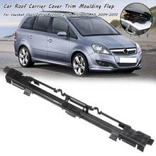 Car Roof Carrier Cover Rail Trim Moulding Flap 2004-2009 2010 For Vauxhall Opel Zafira B 2005-2014 Astra H MK5 #5187915 13125723(China)