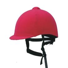 Helmet Horse-Equipment Cheval Equestrian Motorcycle Children Protecting Velvet Safe-Cap