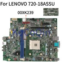 KoCoQin 00XK239 01LM315 Laptop motherboard For LENOVO 720-18ASSU Mainboard 00XK239 AM4MH Tested 100%