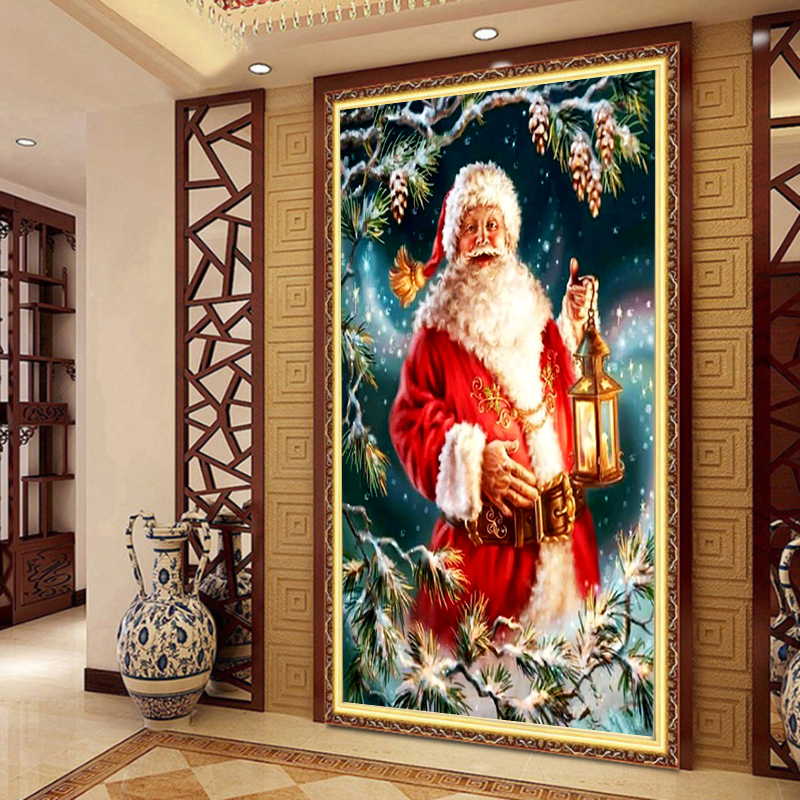 Pandaie Full Drill Dream Tree 5D Embroidery Paintings Rhinestone Pasted DIY Diamond Painting Cross Stitch