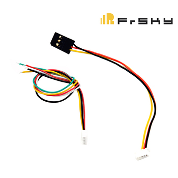 FrSky R-XSR Ultra Mini Redundancy Receiver data wire cable image