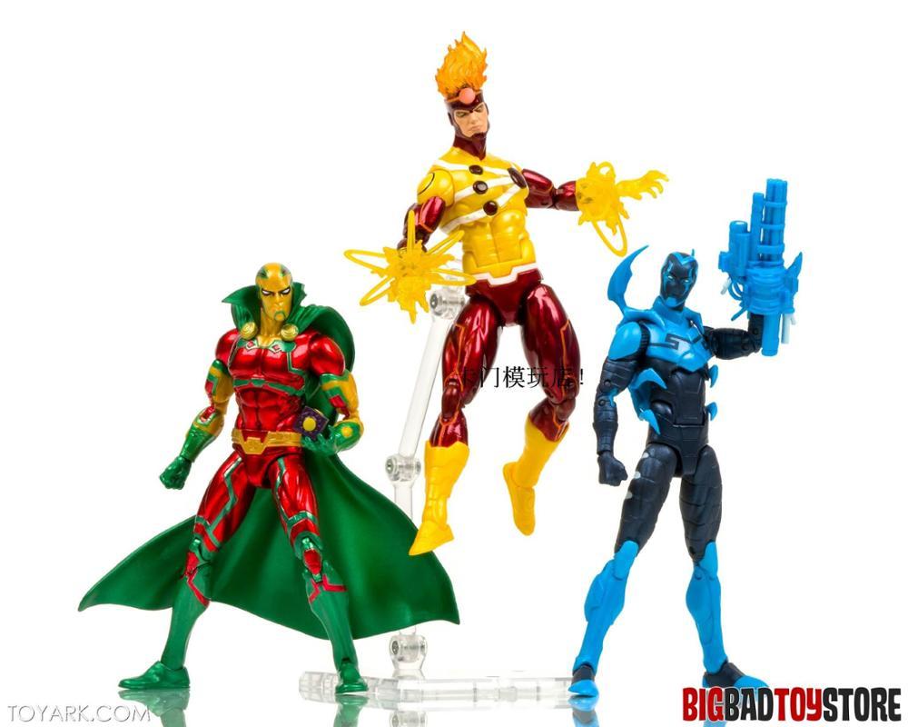 Nouveau DC52 les légendes Flash de demain flèche série firestaurm PVC figurine modèle jouets pour enfants cadeaux - 5