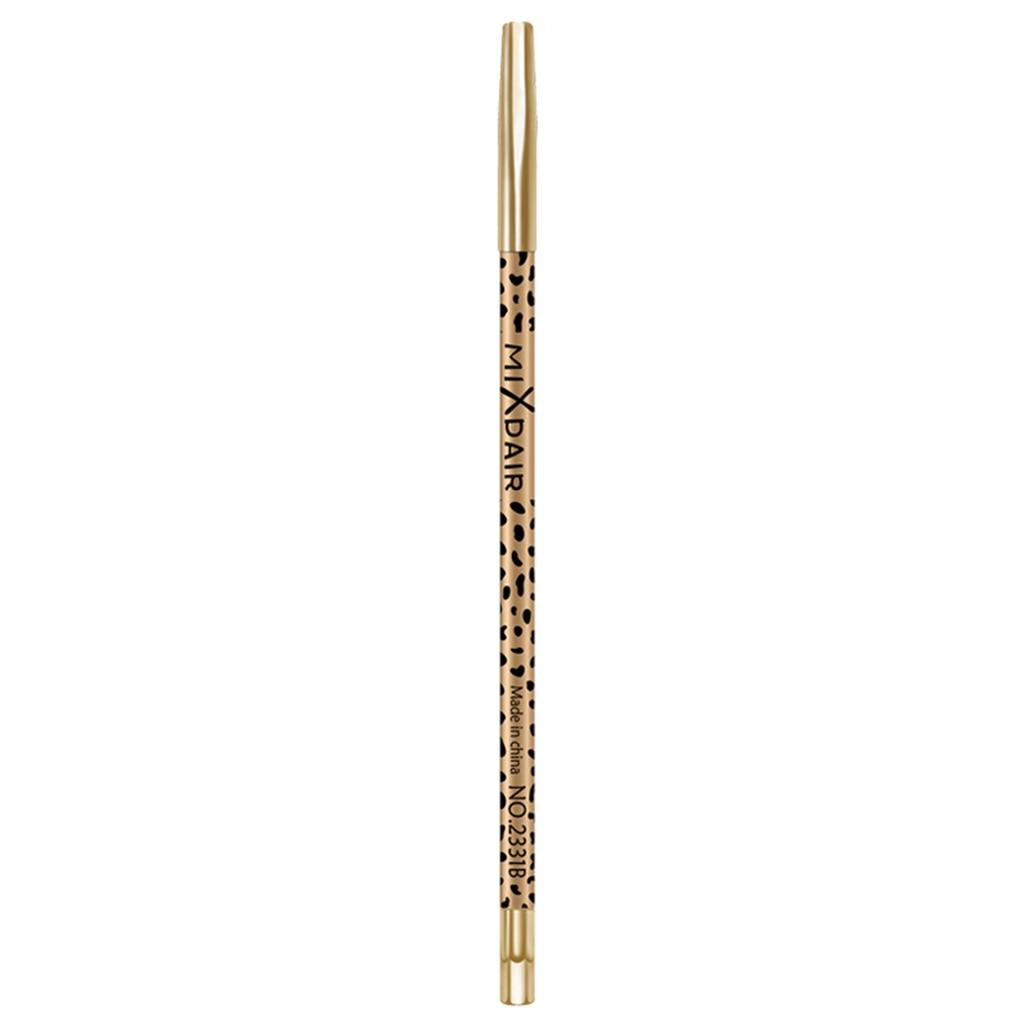 Mixdair Black Eyeliner  Pencil Waterproof Sweat-Proof Non-Blooming Non-Marking M2331b 4