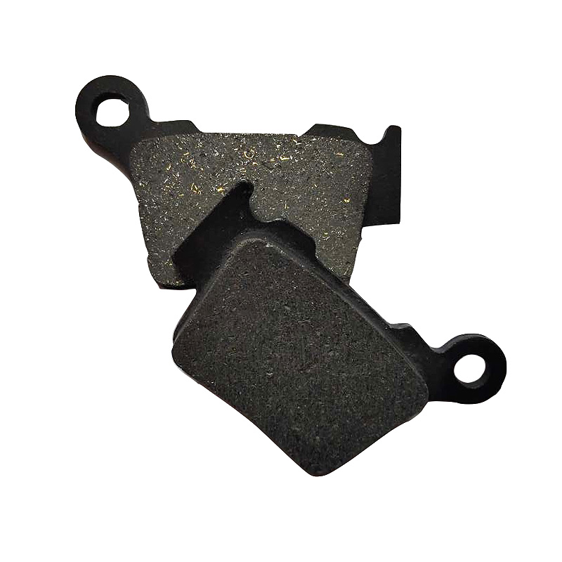 Motorcycle Rear Brake Pads For KTM SX EXC XC 125 150 200 250 300 400 450 SX-F EXC EXC-F 250 450 500 SMR SX EXC XC 525 image
