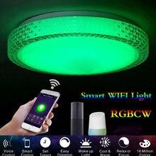 Умный светодиодный потолочный светильник wi fi Управление s