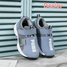 Shoes Kids Boys Girls Casual Mesh Sneakers Breathable Soft Soled Running Sports toddler boys sneakers