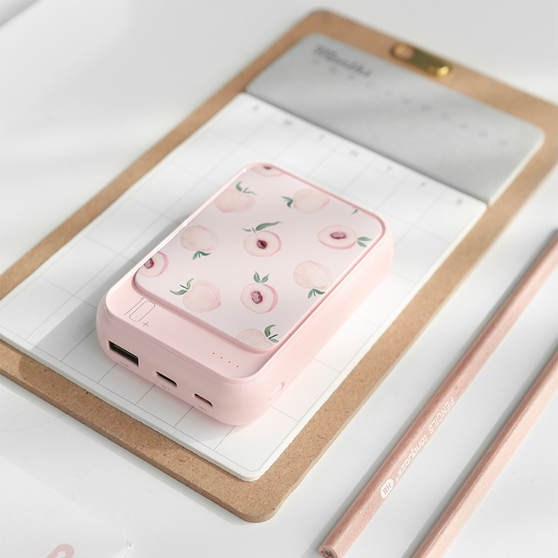 Maoxin Mini Powerbank 10000 mAh Original Design Cute Cartoon Power Bank Fashion Light Weight Power Bank