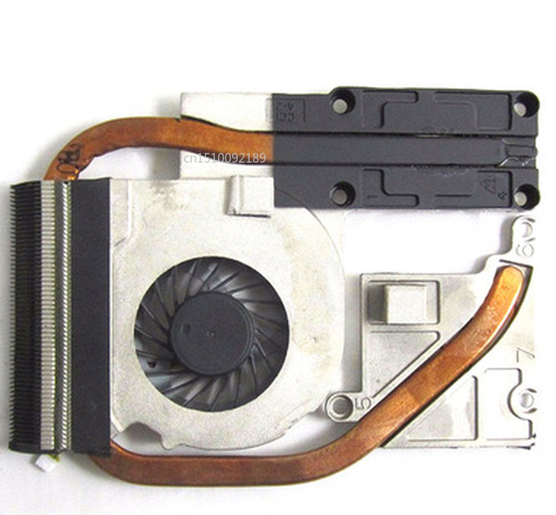 Free Shipping For Dell Inspiron 7520 5520 0NPPGP Cooling Fan & Heatsink Assembly Radiator Cooler WORKING Used Used