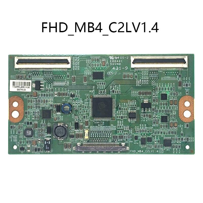 Бесплатная доставка хорошая тестовая T-CON плата для KLV-40/46 BX400/EX400 FHD_MB4_C2LV1.4
