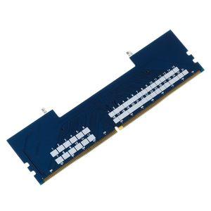 Image 3 - Profissional portátil ddr4 SO DIMM para desktop dimm memória ram conector adaptador de desktop cartão de memória usb conversor adaptador