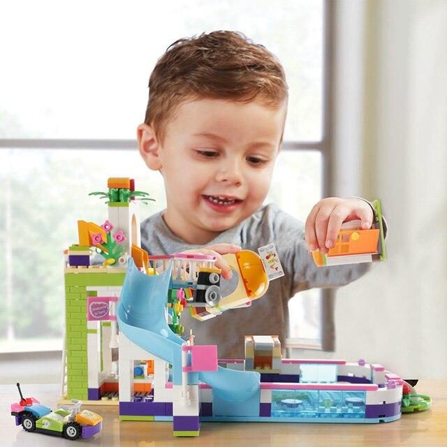Mainan Blok Rumah Rumahan  6